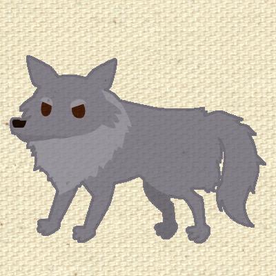 狼(オオカミ)