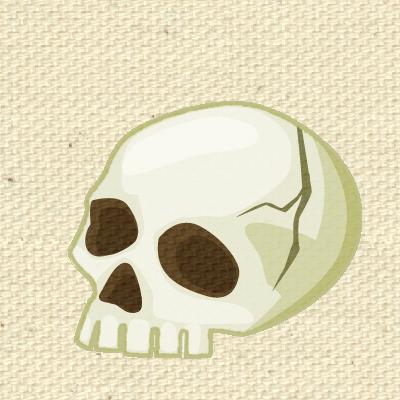 骸骨(がいこつ)