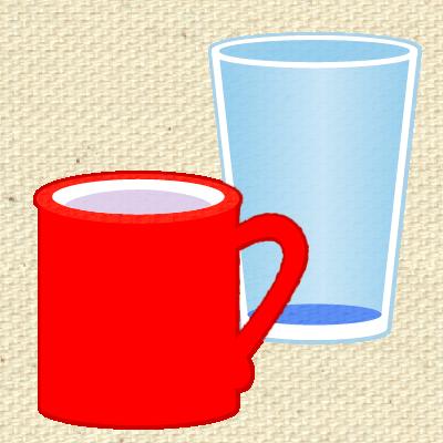 グラス・コップ