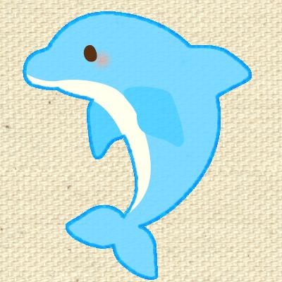 海豚(イルカ)